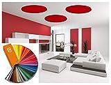 Infrarot Rundheizung 500W in verschiedene RAL-Farbtönen von Elbo Therm
