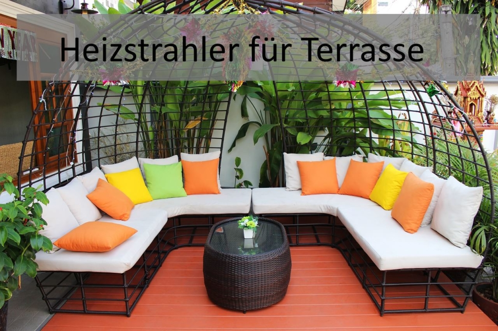 infrarot heizstrahler terrasse balkon elektro oder gas. Black Bedroom Furniture Sets. Home Design Ideas