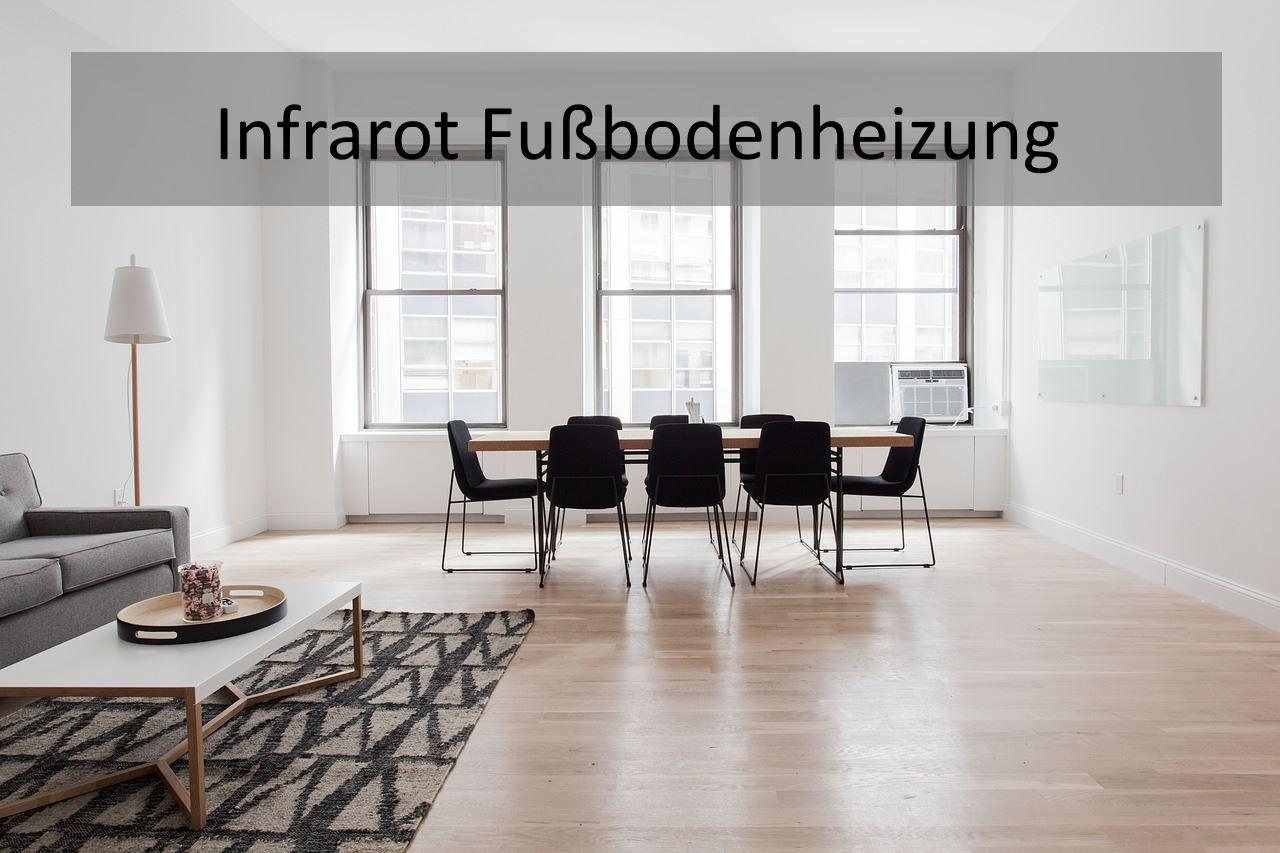 Infrarot Fußbodenheizung: 5 entscheidende Kauf-Tipps » Infrarot Guide