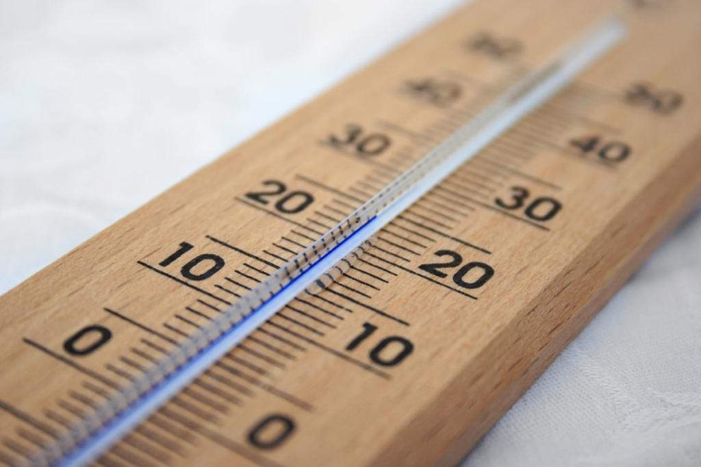Infrarotkabine Temperatur